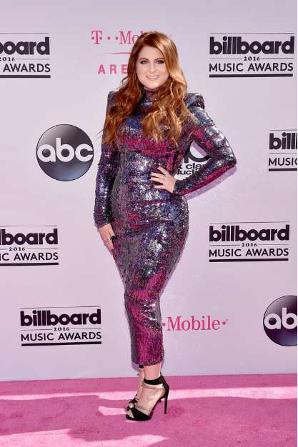 Megan Trainor billboard music awards 2016