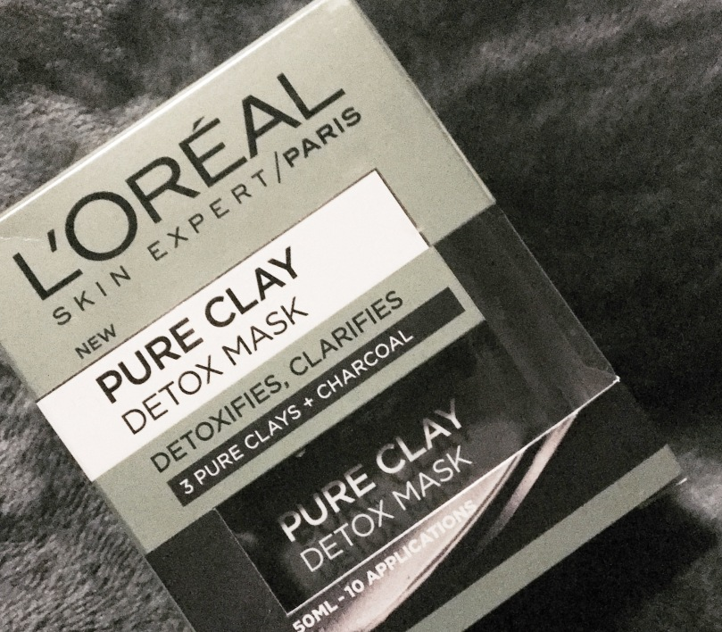 Loreal Pure Clay Detox Mask